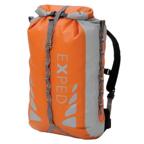 Exped Torrent Bag, 50, Terracotta-Grey, Outdoor Stuffs
