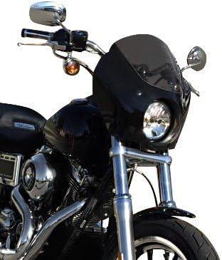 Gauntlet Verkleidung Mg4 Kompatibel Für Harley Dyna 95 05 Sportster 88 16 39mm Gabel Auto