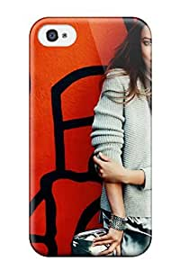 TYH - Best Snap On Hard Case Cover Olivia Wilde 5 Protector For Iphone 4/4s 1423441K17899953 phone case