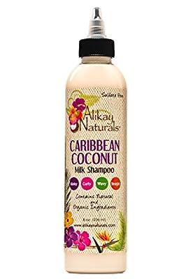 Alikay Naturals Caribbean Coconut Milk Shampoo