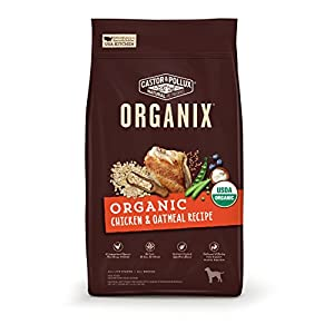 Castor & Pollux Organix Organic Chicken & Oatmeal Recipe Dry Dog Food 18lb