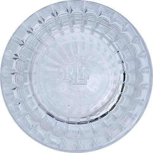 Lauren By RALPH LAUREN Ettrick Pattern Highball Drinkware Set of 4 Crystal Glasses 11.6 Ounces by Lauren by Ralph Lauren (Image #2)