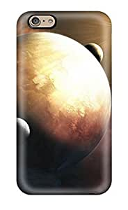 New Style AnnaSanders Planets Premium Tpu Cover Case For Iphone 6