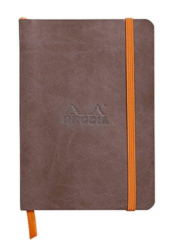 Rhodiarama Dot 4X6 inch Chocolate Notebook
