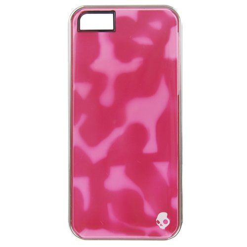 Skullcandy Aviator Case for iPhone 5/5S, Pink (SKDY4000-PNK)