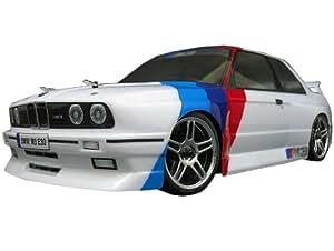 Teledirigido LXR XK79 BMW M3 E30 1/10 de Seben RTR 100km/h 4WD 2,4GHZ + Envío gratuito !! Carrocería eligible