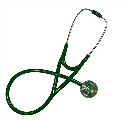 Single Adult Stethoscope - Camouflage Design by UltraScope