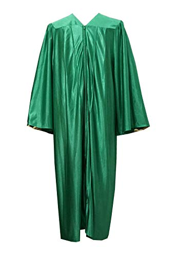 Grad Days Shiny Graduation Gown Cap Tassel 2020 Unisex