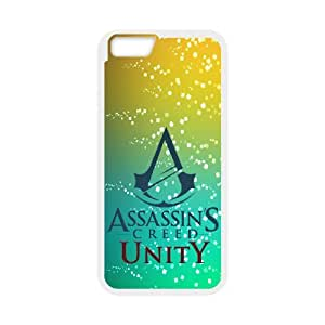 iPhone 6, 6S 4.7 Inch Phone Case Assassin's Creed Promotion Get 1 iPhone 6, 6S 4.7 Inch Tempered-Glass Screen Protector Free EA66158