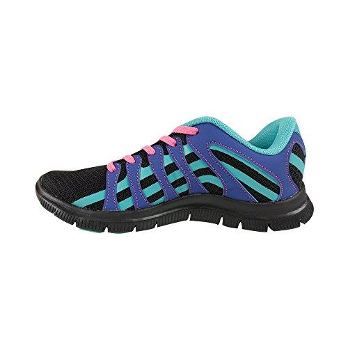 SPOKEY® LIBERATE 7 MUJER Zapatos Corrientes   Zapatos casuales   Zapatos de fitness   Fácil   Transpirable   Cuero sintético   Sintético Black