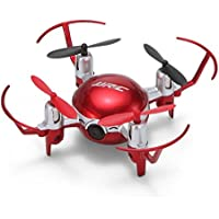 E-SCENERY JJRC H30C RC 2.4G Fpv 6-Axis Gyro 4CH 3D Flip Quadcopter, RTF Remote Control Drone with 2MP HD Camera and Rechargeable Battery (Red)