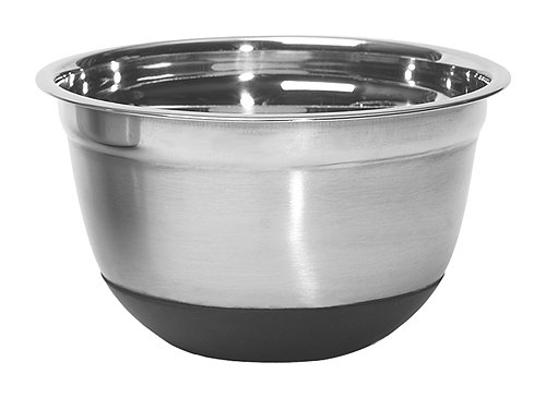 ZUCCOR-185-qt-Professional-Steel-Mixing-Bowl-w-Silicone-Base