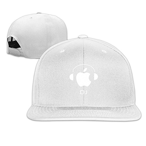 Price comparison product image Cool Android Robot Trucker Adjustable Hat One Size--White