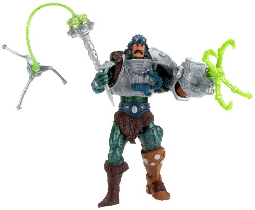 Man-at-Arms with Serpent Claw - Masters of the Universe Snake Men (Snake Man At Arms)