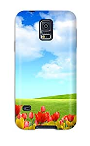Galaxy S5 Cover Case - Eco-friendly Packaging(abstract Butterfly 3d )