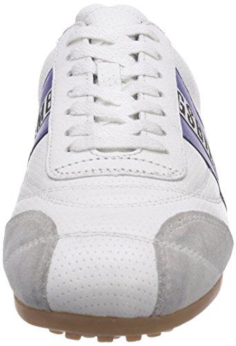 Sneakers White Weiß 641083 Erwachsene BIKKEMBERGS Unisex qw884Y