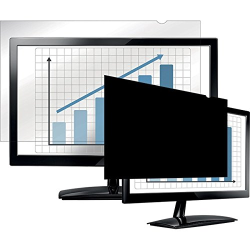 Fellowes PrivaScreen Privacy Filter for 27.0 Inch Widescreen Monitors 16:9 (4815001) by Fellowes