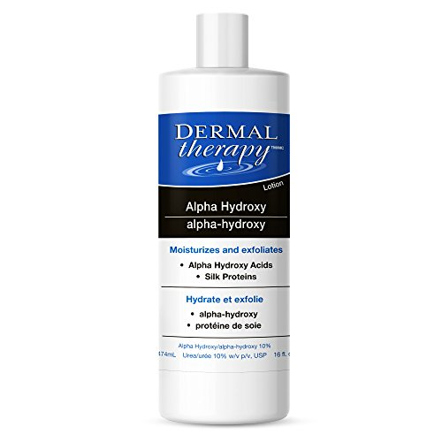 Dermal Therapy  Alpha Hydroxy Lotion, 16 Fluid (Dermal Therapy Moisturizer)