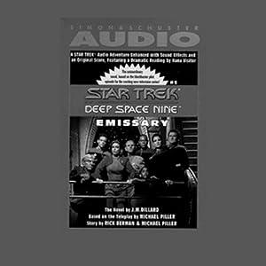 Star Trek, Deep Space Nine: Emissary (Adapted) Audiobook