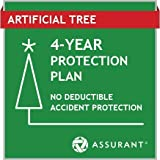 Assurant 4YR Artificial Pre-lit Tree Protection Plan $300-349