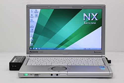 限定価格セール! 【中古 Panasonic】 Panasonic CF-NX3RDJCS Core 4010U i3 4010U Core 1.7GHz/4GB/320GB/12.1W/WXGA++(1600x900)/Win7 B07R82NYQV, HANEYA Design -ハネヤデザイン-:7ac03140 --- arianechie.dominiotemporario.com