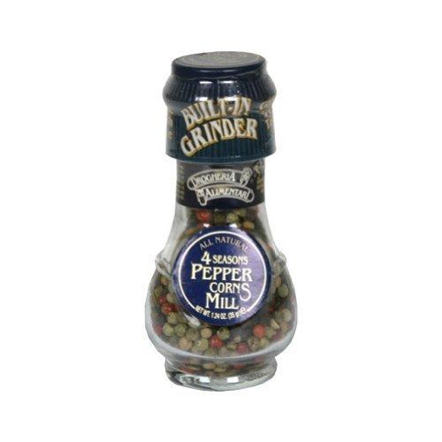 Drogheria & Alimentari Four Seasons Peppercorns, 1.24-Ounce (Pack of 6)