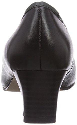 Bergheimer Trachtenschuhe Edelgard, Women's Pumps Black - Black