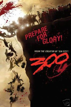 (Hot Stuff Enterprise 1645-24x36-MV 300 Prepare for Glory Poster)