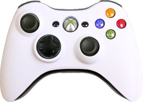 Custom Xbox 360 Controller Matte White Special Edition (Call Of Duty 2 For Xbox 360 Cheats)