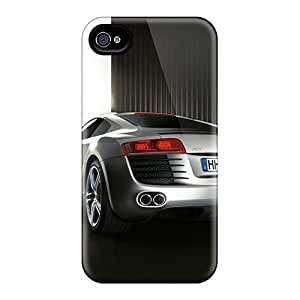 EricHowe Iphone 6 Shock Absorption Cell-phone Hard Covers Provide Private Custom Fashion Audi R8 Image [cfV18574Dmfo]