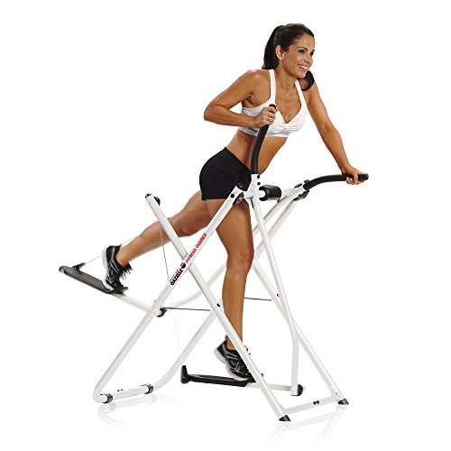 Gazelle Fitness Light Folding Home Gym Cardio Workout Elliptical Trainer Machine by Gazelle