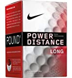 Nike Precision Power Distance Long Golf Balls 1 Dozen, Outdoor Stuffs