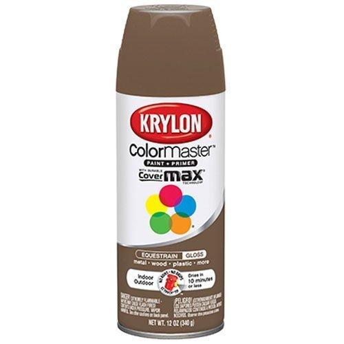 Krylon 53553 Equestrian Interior and Exterior Decorator Paint - 12 oz. Aerosol by Krylon