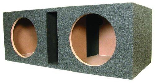 Dual Bass 10in Vented Box Ebox