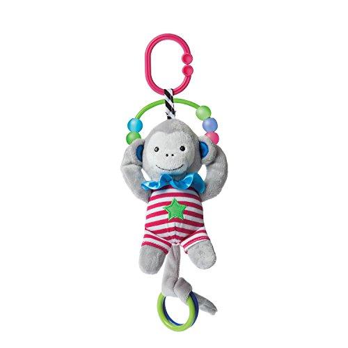 Manhattan Toy Monkey Teether Rattle