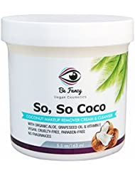 So, So Coco Makeup Remover & Cleanser Cream, 5.5 oz....