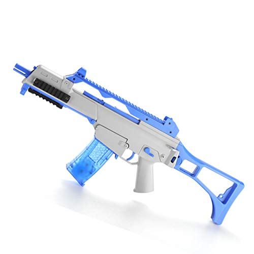 NOVCOLXYA Airsoft Gun Electric Semi/Fully Automatic Airsoft Guns Electric Rifles, Toy Guns with 1 Bottle 7mm Water Gel Balls,Gel Ball Gun Electric, Amazing Electronic Sound & Unique Action