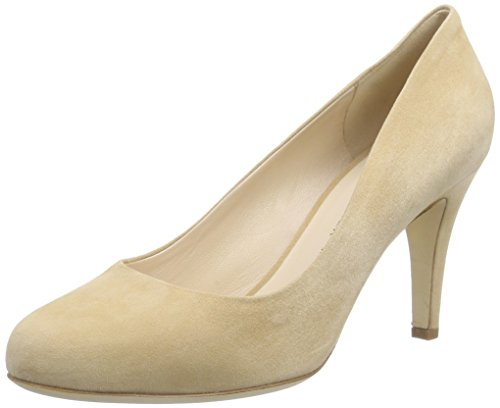 Peter KaiserPASCALE - Zapatos de Plataforma Mujer Beige - Beige (GINGER SUEDE 579)