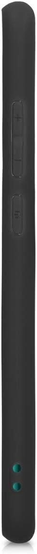 kwmobile Funda Compatible con Xiaomi Redmi Note 8 Pro Carcasa m/óvil de Silicona Protector Trasero en Frambuesa met/álico