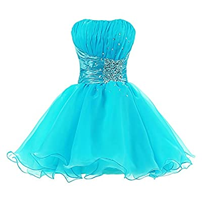Tivansi Women's Short Homecoming Prom Cocktail Dresses