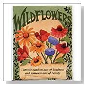 Wildflower Favor Seed Packet