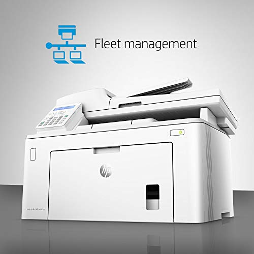 HP LaserJet Pro M227fdn All in One Laser Printer with Print Security, Amazon Dash Replenishment ready (G3Q79A). Replaces HP M225dn Laser Printer by HP (Image #4)