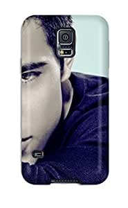 MMZ DIY PHONE CASENew Arrival Taylor Lautner Headshot Celebritiess HpRarLu4945EtcpZ Case Cover/ S5 Galaxy Case
