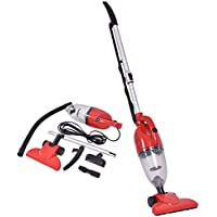 Costway 800W 2-in-1 Vacuum Cleaner Simpli-Stik Lightweight Corded Upright Stick and Handheld with HEPA Filtration