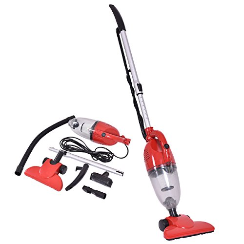 Thegood88 800W 2-in-1 Vacuum Cleaner Corded Upright Stick & Handheld with HEPA Filtration by Thegood88
