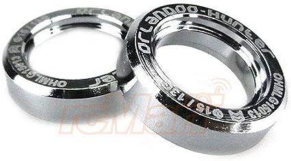 Orlandoo 1:35 OH35P01 Steel Wheel Weight 2pcs EP RC Cars Crawler #GA3001