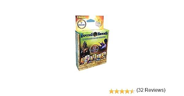 Panini- Blíster 7 Sobres Trading Cards Fantasy Riders 2. La ...