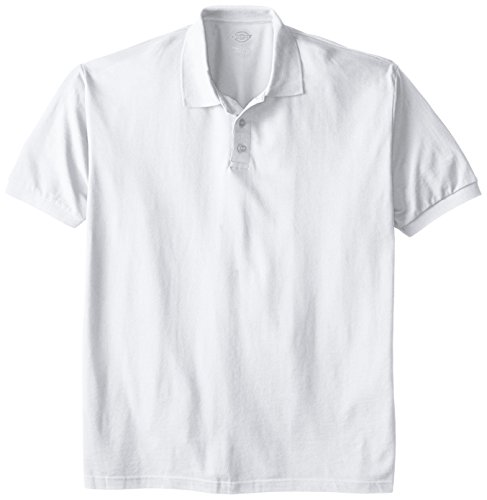 Dickies Mens Short Sleeve Pique Shirt