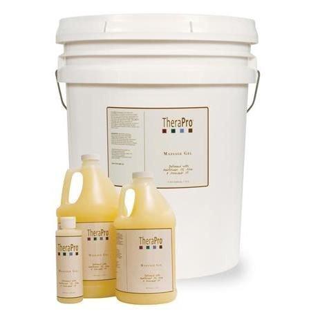 TheraPro Massage Gel - 1 Gallon- professional massage spa gel by Therapro