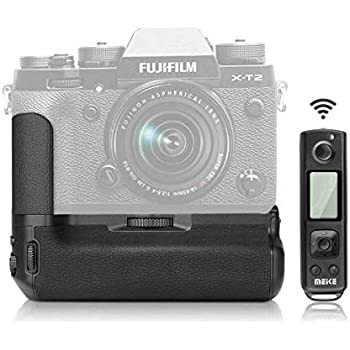 Meike MK-XT3 Pro Vertical Battery Grip as VG-XT3 Replacement with 2.4G Wireless Control Fit Fujifilm XT3 Camera Mcoplus Cloth